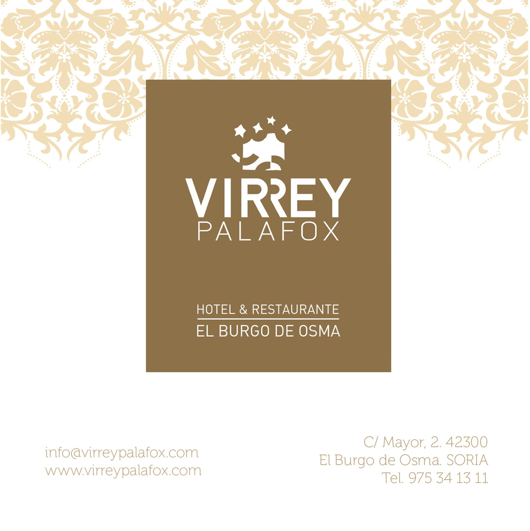invitacion virrey